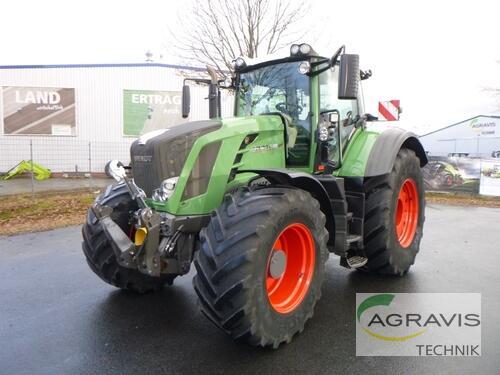 Fendt 828 Vario SCR Profi Plus Årsmodell 2014 4-hjulsdrift