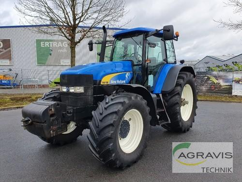 New Holland TM 190 Year of Build 2006 4WD