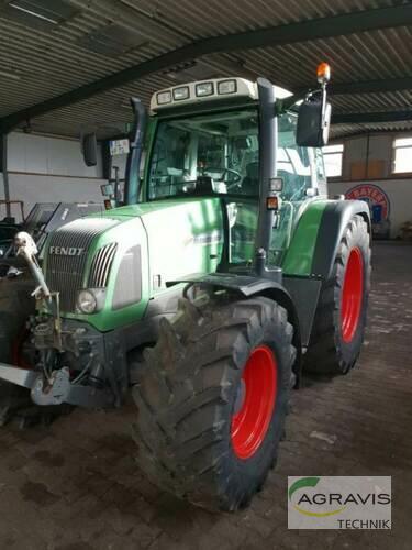 Fendt Farmer 409 Vario Årsmodell 2006 4-hjulsdrift