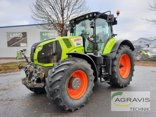 Claas Axion 830 Cmatic Year of Build 2015 4WD