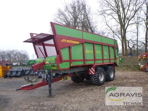 Strautmann Aperion 2401 anno di costruzione 2017 Meppen-Versen