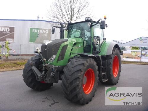 Fendt 828 Vario SCR Profi Plus Årsmodell 2013 4-hjulsdrift