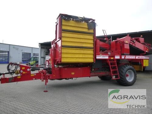 Grimme Se 150-60 Nb Год выпуска 2015 Meppen-Versen