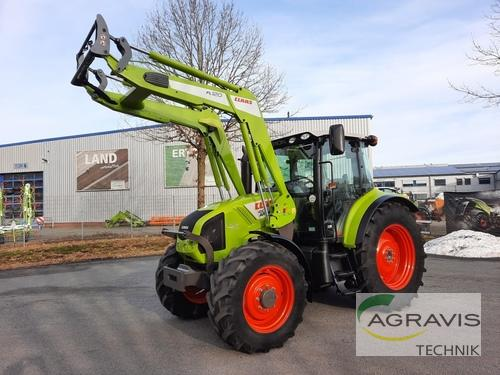 Claas Arion 410 CIS Front Loader Year of Build 2014