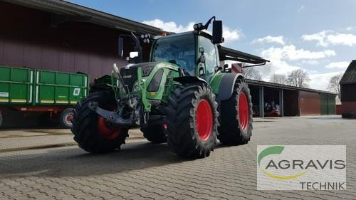 Fendt 516 Vario S4 Profi Plus Frontlader Baujahr 2017