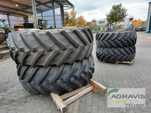 Trelleborg 650/65 R 38, 750/75 R 46 Year of Build 2017 Meppen-Versen