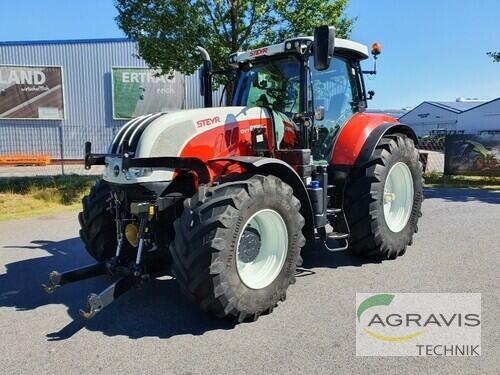 Steyr 6185 Cvt Prednji utovarivač Godina proizvodnje 2016