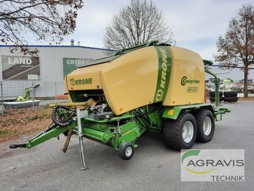 Krone Comprima Cv 150 Xc Year of Build 2015 Meppen-Versen