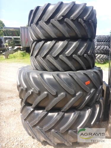 Michelin 540/65 R24 + 600/65 R38 Meppen-Versen