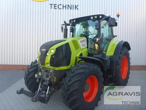 Claas Axion 810 Cmatic Год выпуска 2014 Meppen-Versen