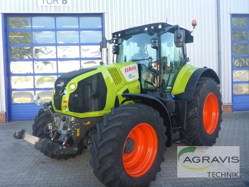 Claas Axion 810 Cmatic Årsmodell 2016 4-hjulsdrift