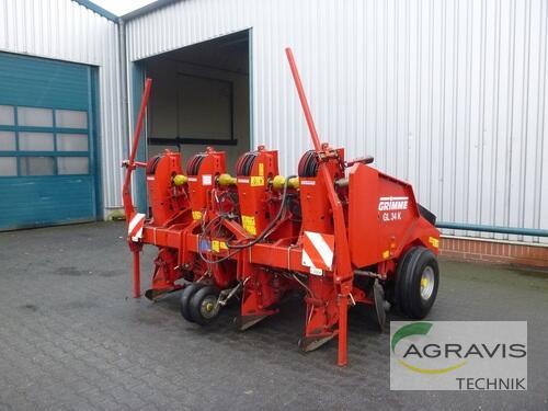Grimme Gl 34 K Anul fabricaţiei 2009 Meppen-Versen