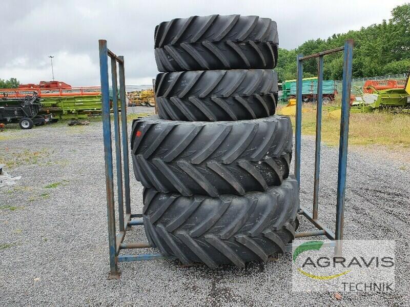 Michelin 480/60 R28 + 650/60 R38
