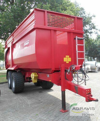 Krampe Big Body 640 Carrier Baujahr 2011 Hörstel