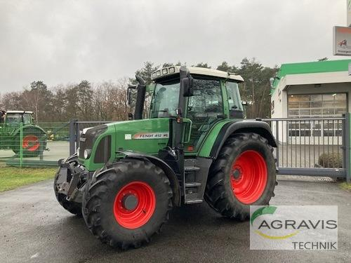 Fendt 412 Vario TMS Front Loader Year of Build 2012
