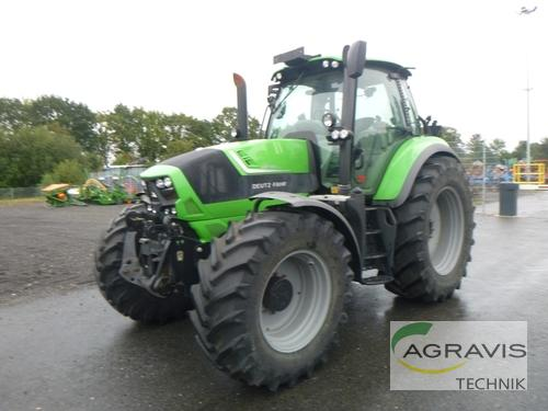 Deutz-Fahr Agrotron 6190 Årsmodell 2013 4-hjulsdrift