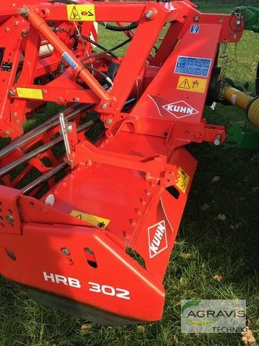 Kuhn Hrb 302 D Anul fabricaţiei 2015 Steinfurt