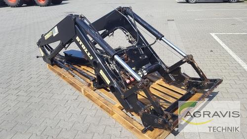 Stoll Robust F 50 Hdp Frontlader Steinfurt