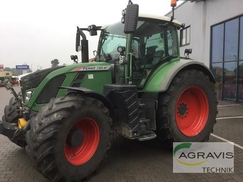 Fendt 720 Vario SCR Profi Plus Year of Build 2013 Steinfurt