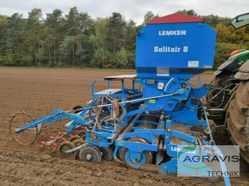 Lemken Zirkon 10/300 + Soiltair 8/300 Steinfurt