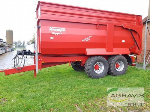 Krampe Big Body 540 Carrier Año de fabricación 2017 Steinfurt