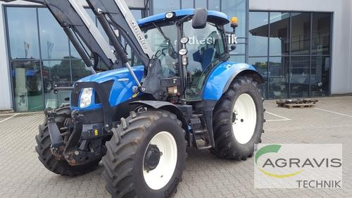 New Holland T 6.140 Auto Command Frontlader Baujahr 2013