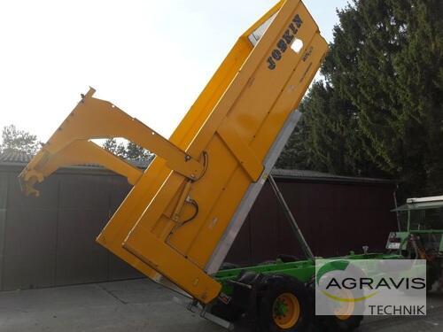 Joskin Trans-Cap 6000/20bc150 anno di costruzione 2013 Steinfurt