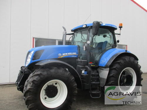 New Holland T 7.235 Power Command Byggeår 2015 Steinfurt