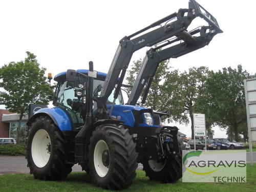 New Holland T 6.160 Auto Command Année de construction 2017 Ahaus-Wessum