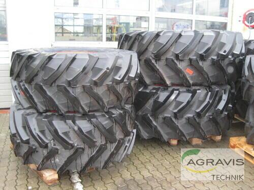 Trelleborg 600/65 R 28 + 710/70 R 38 Рік виробництва 2019 Ahaus-Wessum