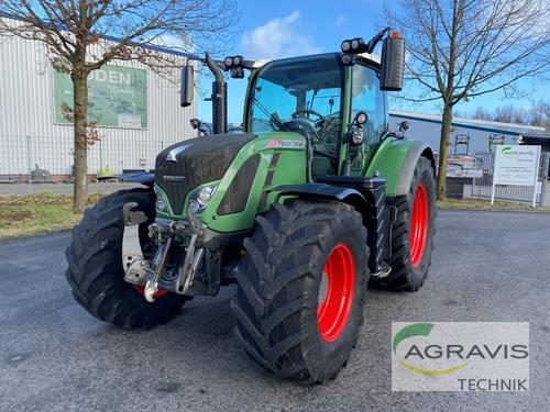 Fendt 720 Vario SCR Profi Plus Year of Build 2012 4WD