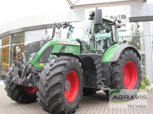 Fendt 718 Vario S4 Profi Year of Build 2016 4WD