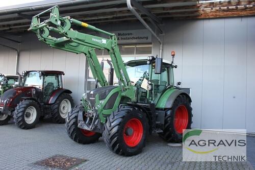 Fendt 516 Vario SCR Profi Baujahr 2013 Allrad