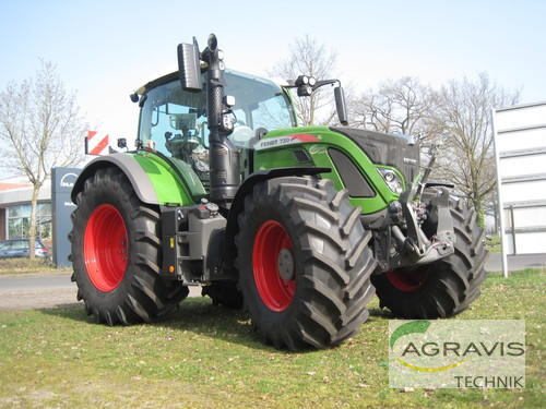 Fendt 720 Vario S4 Profi Plus Year of Build 2020 4WD