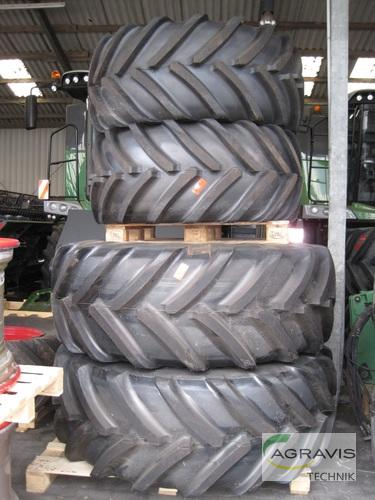 Michelin 710/70 R38 + 600/65 R28 Year of Build 2020 Ahaus-Wessum