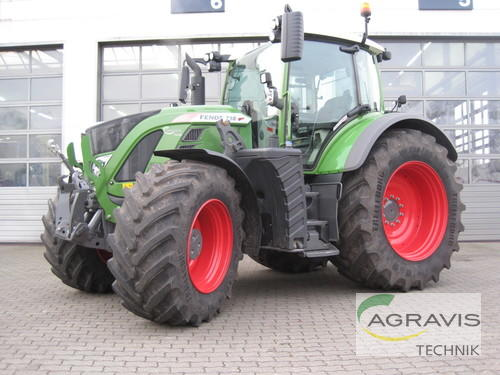 Fendt - 718 VARIO S4 PROFI PLUS