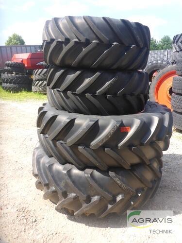 Michelin 480/65 R24 + 540/65 R38