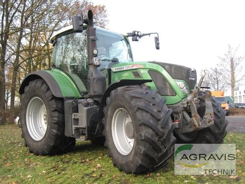 Fendt 720 Vario SCR Profi Year of Build 2014 4WD