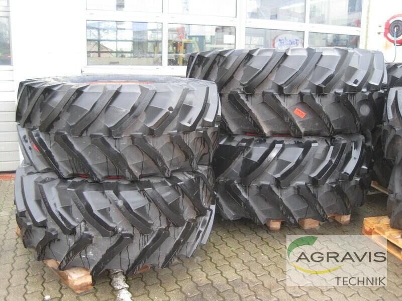 Trelleborg 600/65 R 28 + 710/70 R 38