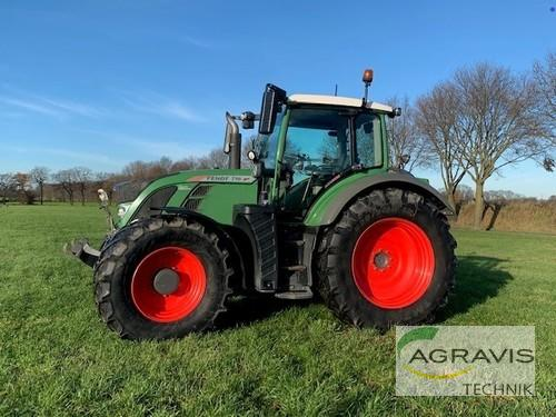Fendt 716 Vario SCR Profi Plus Year of Build 2014 Borken