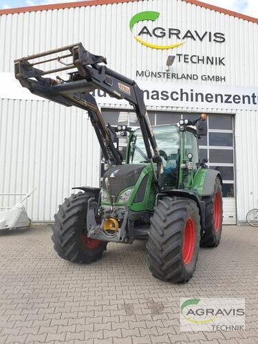 Fendt 516 Vario SCR Profi Frontlader Baujahr 2015