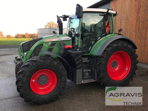 Fendt 718 Vario S4 Profi Year of Build 2015 Borken