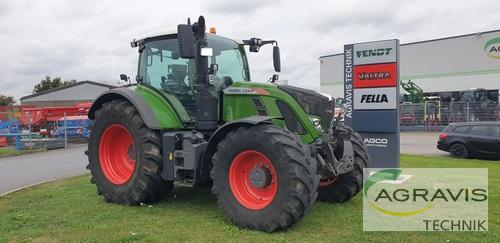 Fendt 724 Vario S4 Profi Plus Year of Build 2017 Borken