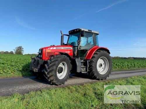 Massey Ferguson MF 6480 Year of Build 2005 Borken