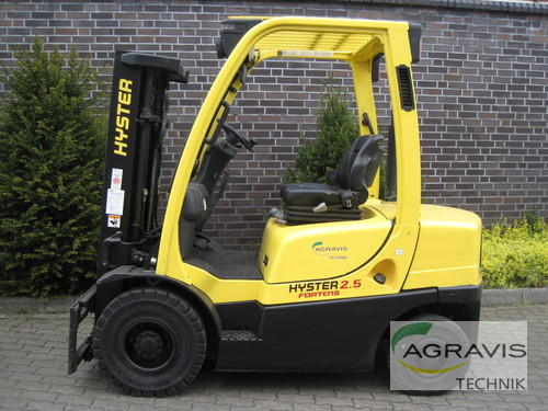 Hyster H 2.50 Ft Year of Build 2009 Borken