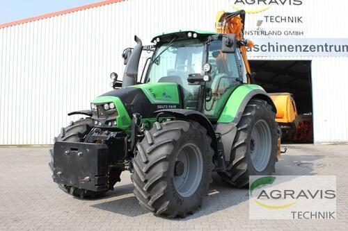 Deutz-Fahr Agrotron 6150.4 Anul fabricaţiei 2016 Tracţiune integrală 4WD