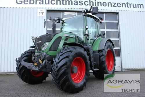 Fendt 516 Vario SCR Profi Plus Rok produkcji 2013 Olfen