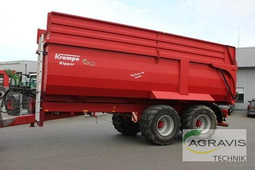 Krampe Big Body 750 Carrier Year of Build 2019 Olfen