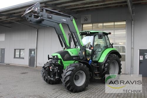 Deutz-Fahr Agrotron 6140 Front Loader Year of Build 2016