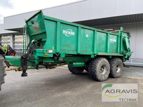 Spreader Dry Manure - Trailed Tebbe - HS 180